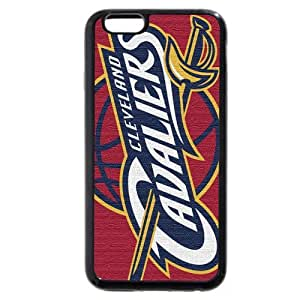 "UniqueBox Customized NBA Series Case for iPhone 6+ Plus 5.5"", NBA Team Cleveland Cavaliers Logo iPhone 6 Plus 5.5 by ruishername"
