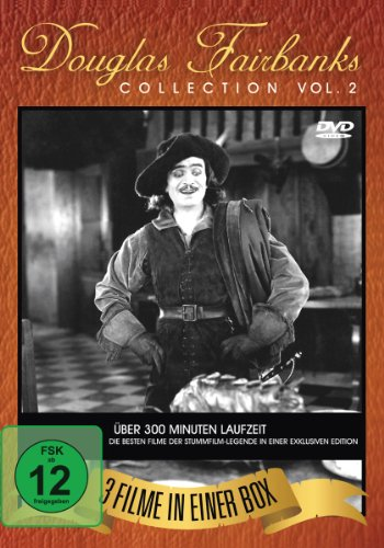 Douglas Fairbanks Collection 2 [Import allemand] (Imports Fairbanks)