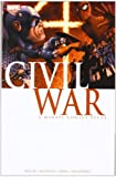 Marvel Comics Books On The Civil Wars