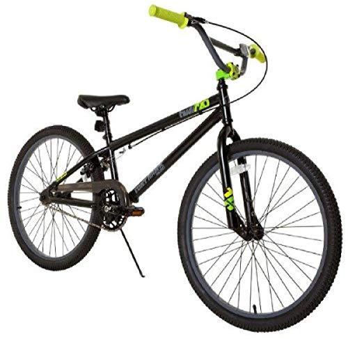 "Dynacraft Tony Hawk Park Series 720 Boys BMX Freestyle Bike 24″"", Matte Black"