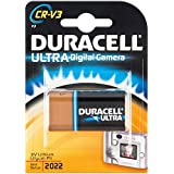 CR-V3 Photo-Lithium battery, Duracell CRV3 battery