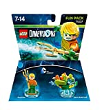 LEGO Dimensions Aquaman Fun Pack DC Comics 71237