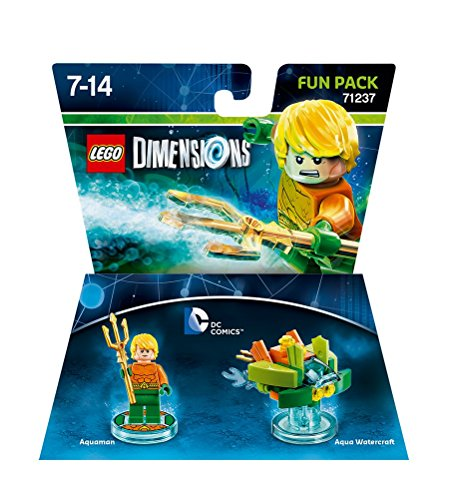 LEGO Dimensions Aquaman Fun Pack DC Comics 71237 by LEGO
