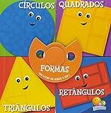 capa de Formas - Coleção Um Livro de Girar 4 em 1