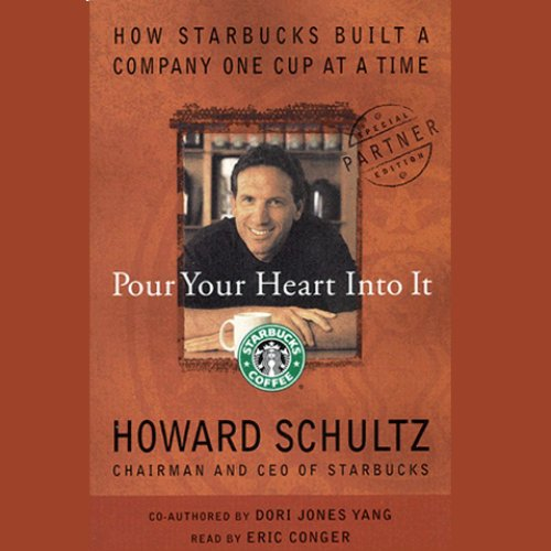 Pdf Biographies Pour Your Heart into It: How Starbucks Built a Company One Cup at a Time