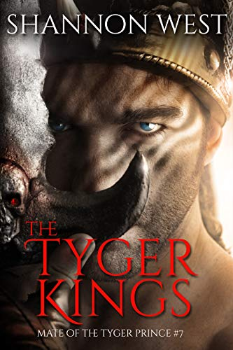 The Tyger Kings (Mate of the Tyger Price Book 7)
