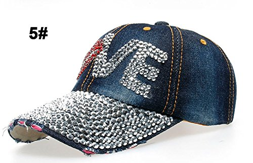 high-quality-hat-cap-fashion-leisure-woman-cap-love-lips-rhinestones-vintage-jean-cotton-caps-baseba