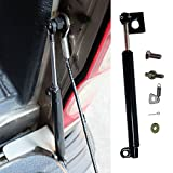 Wiipro Tailgate Lift Support Rear Door Slow Down Shock Up Gas Struts for Ford Ranger 2012 - 2016 PX XLT T6 Pickup Truck