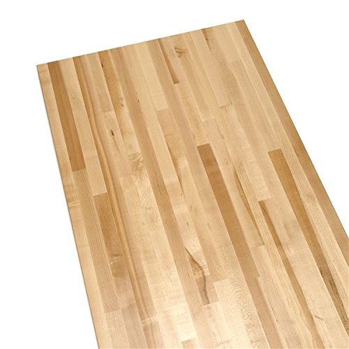 24'' x 84'' Laminated Maple Bench Top, 98 Lbs. by Bally Block