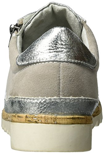 sale countdown package finishline for sale Jana Women's 23706 Low-Top Sneakers Grey (Lt. Grey 204) largest supplier cheap price outlet sneakernews DyH6yxVc
