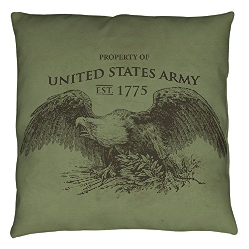 Army - Property Throw Pillow 14 x 14in