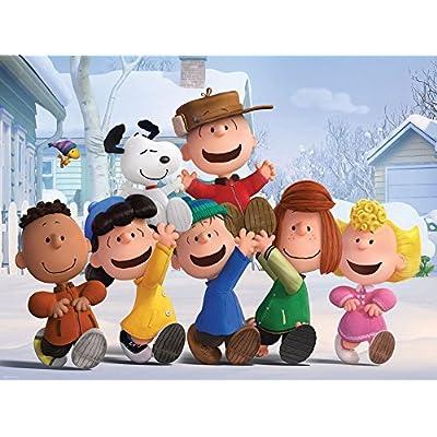 Ceaco Peanuts Movie The Family Puzzle 400 Piece By Ceaco