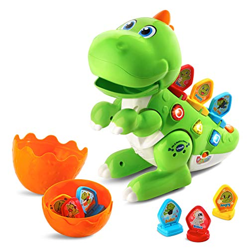 VTech Mix and Match-a-Saurus (Frustration Free Packaging), Green