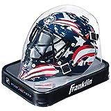 Franklin Sports NHL League Logo Columbus Blue Jackets Mini Goalie Mask