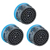 Bathroom Faucet Aerator KES Faucet Replacement Part Flow Restrictor Insert Aerator 2.1 GPM or 8 L 3 PCS PACK, PA5A-P3