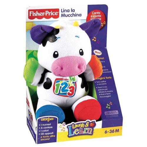Fisher Price Amici Cuccioli Canta e Impara P9415 (un articolo a scelta)