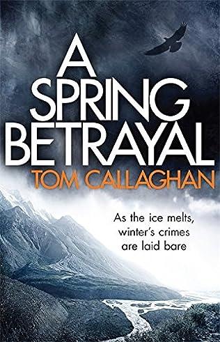 book cover of A Spring Betrayal