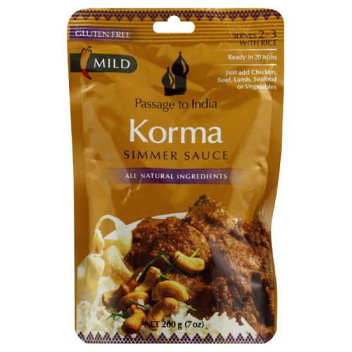 how to make indian korma sauce