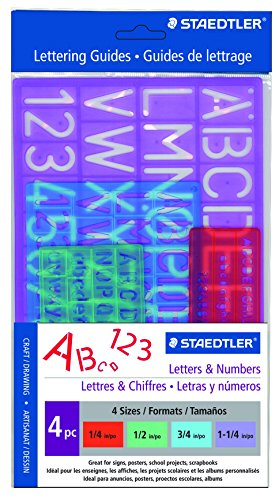 - Staedtler Template Drafting Tool (978 45S 02)