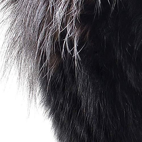 Cappellino Da Donna Invernale Black white Inve Cappello Ragazza 7TcC18B1w
