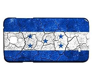 Funda Carcasa para Galaxy S4 Mini Bandera HONDURAS 03