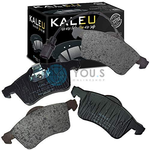 Kale 7D0698151D Front Axle Set of Brake Pads Brake Pads: