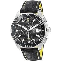 Tag Heuer Aquaracer Chronograph Black Dial Mens Watch