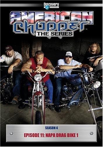 American Chopper Season 4 - Episode 11: NAPA Drag Bike 1