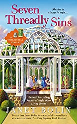 Seven Threadly Sins (Threadville Mystery, A Book 5)