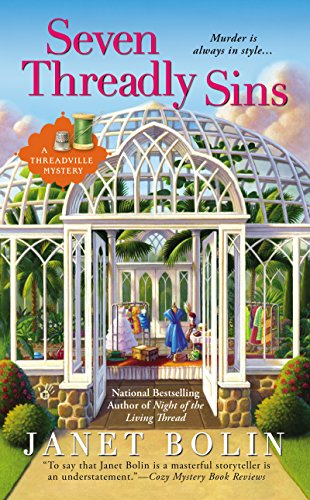 Seven Threadly Sins (A Threadville Mystery Book 5)