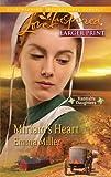 Miriam's Heart, Emma Miller, 0373815468