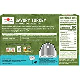 Applegate, Natural Savory Turkey Breakfast Sausage