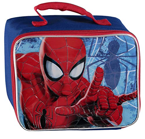 Marvel Spiderman Insulated Lunch Box/Lunch Bag- Spider-man]()
