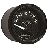 Auto Meter 8037 GT Series Mechanical Water Temperature Gauge