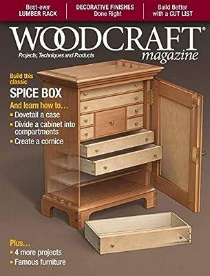 Woodcraft Magazine from Woodcraft Supply Llc