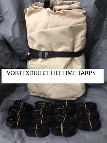 BRAND NEW VORTEX LIFETIME TARP, 24