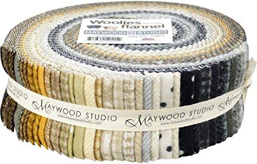 Woolies Flannel Neutral Assortment 40 - 2.5