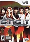 Disney Sing It: Pop Hits Bundle (Bilingual game-play) - Wii Bundle Edition