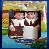The Pilgrim Pair Collectible Thanksgiving Napkin Holder