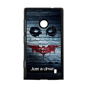 MMHDiy DIY Evil and Funny Clown Case for Nokia Lumia 520