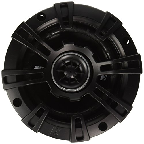 Kicker 43DSC44 D-Series 4-Inch 120 Watt 2-Way Coaxial Speakers (4in Series)