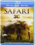 NEW Safari 3d - Safari 3d: 2011 (Blu-ray)