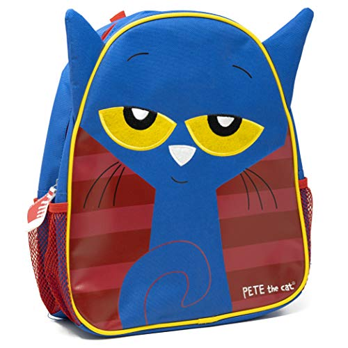 Cat Back Cat - Kids Preferred Pete The Cat Backpack for Toddlers