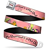 Best Buckle Down Friends For Dogs - Adventure Time Animated TV Series Hot Dog Boyfriend Review