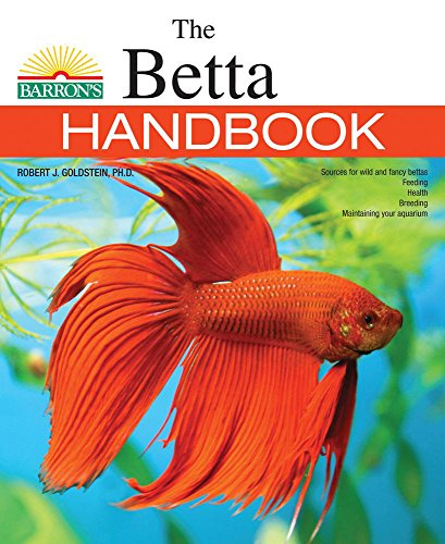 Further Reading: The Betta Handbook