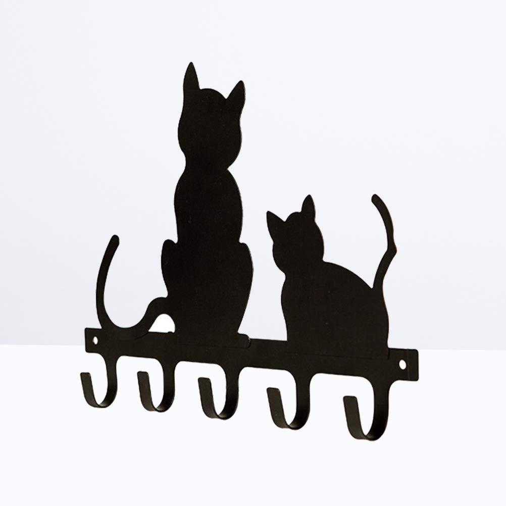 Vosarea Ganchos Decoratifs Vintage pequeño Gato Martillo ...
