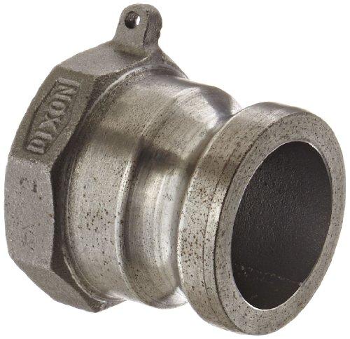 Dixon Valve Dixon 200-A-MI Unplated Iron Boss-Lock Type A...
