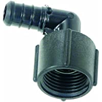 Watts 26P-12 Poly Alloy PEX Swivel Elbow 3/4-Inch Barb x 3/4-Inch Female Pipe Low-Lead by Watts