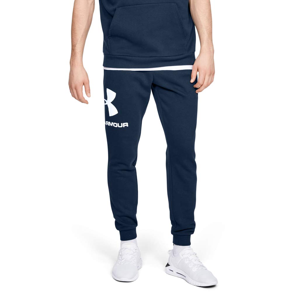 Under Armour Rival Fleece Sportstyle Logo Jogger Pantal/ón Hombre