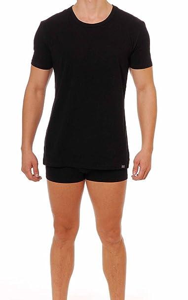 Jockey - Camiseta Interior - para Hombre Negro X-Large: Amazon.es: Ropa y accesorios